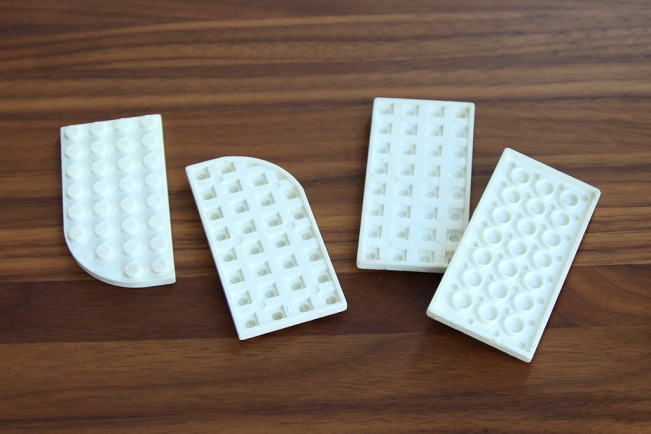 LEGO from 1960s - Plates
