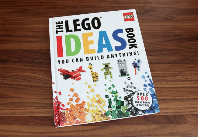 The LEGO Ideas Book - Cover