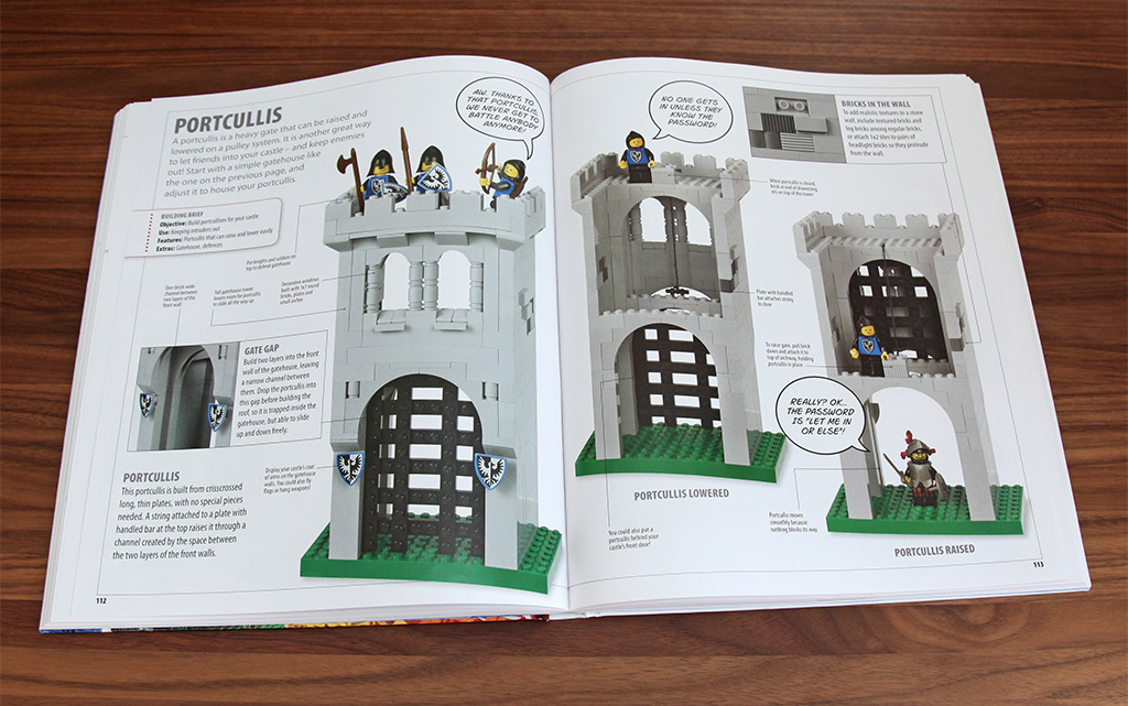 lego designs and instructions