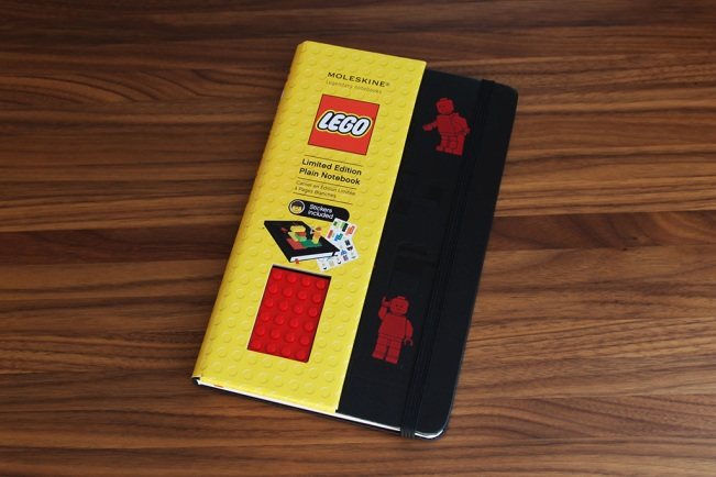 Moleskine notebook - Cover