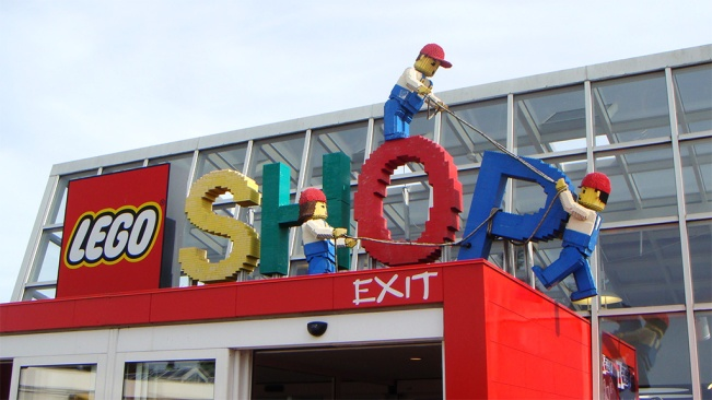 LEGO Shop Billund
