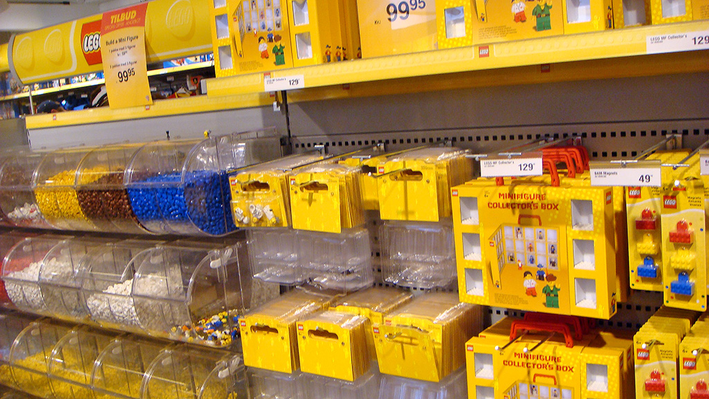 LEGO Shop Billund | Qu...