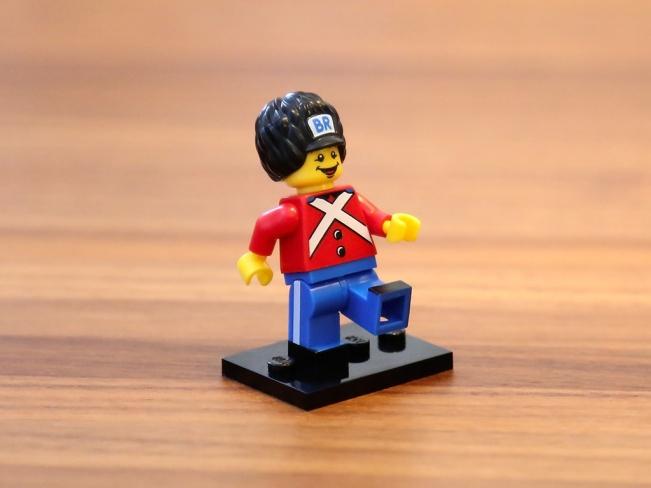 BR LEGO Minifigure