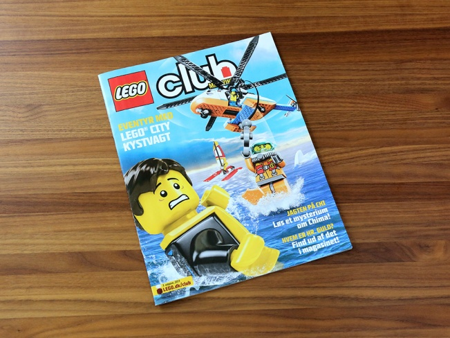 LEGO Club Denmark
