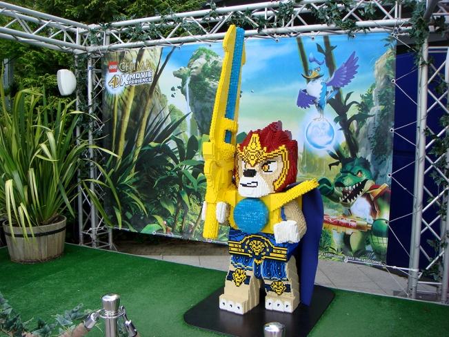 LEGO Studios 4D