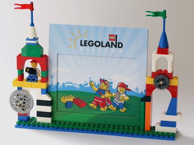 40081 LEGOLAND Picture Frame