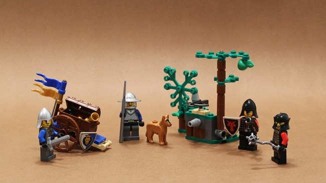 70400 Forest Ambush