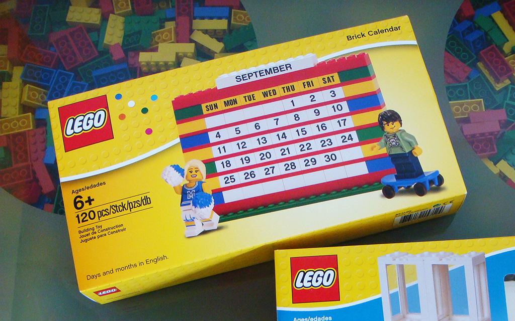 853195 Brick Calendar | Quest for Bricks