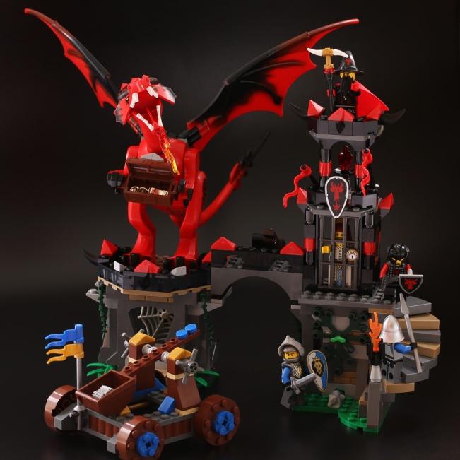 70403 Dragon Mountain