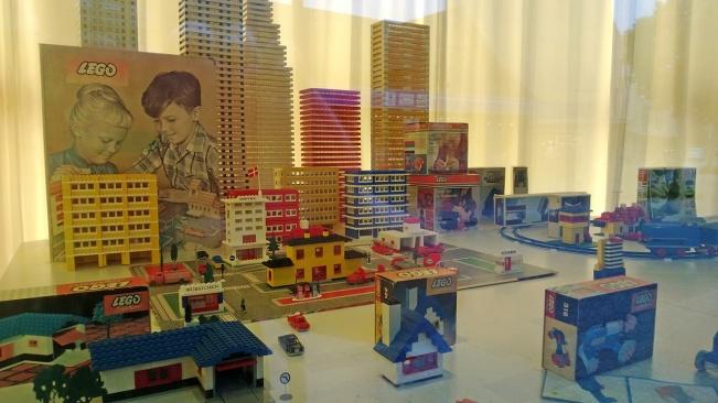 LEGO history 1891-1969