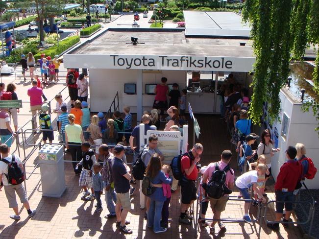 Toyota Traffic School Billund