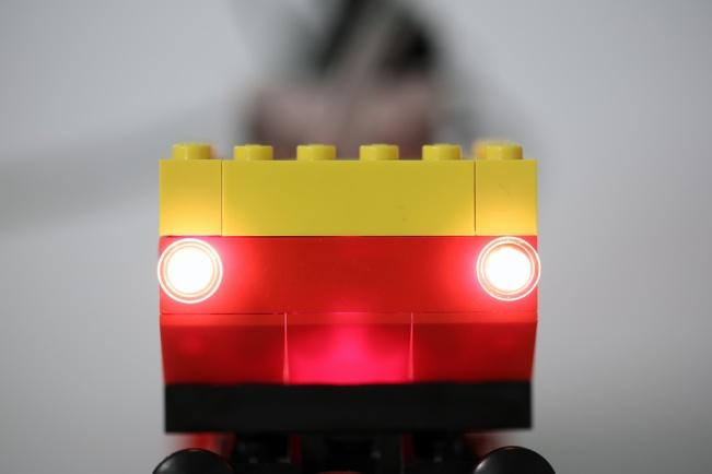 12V lights vs. PF lights