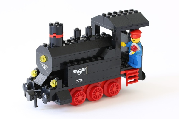 1980 LEGO Trains upgrades