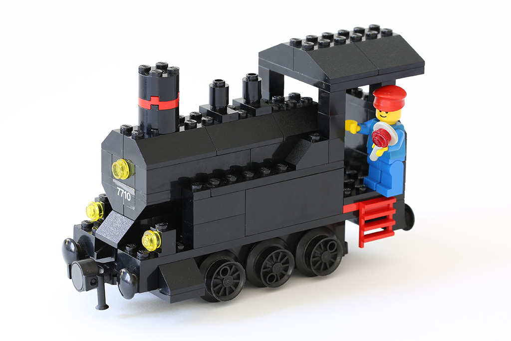1980 Lego Trains Upgrades Quest For Bricks