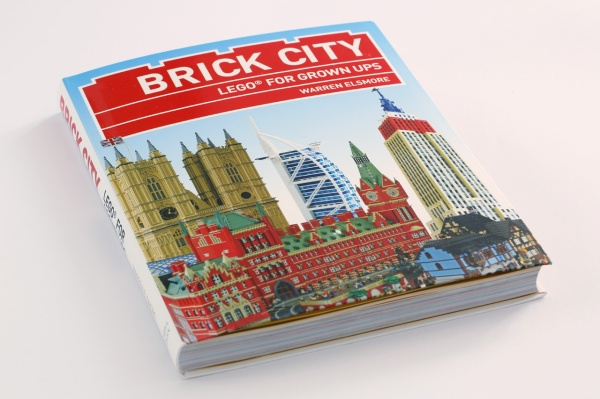 LEGO for grown ups – Brick City