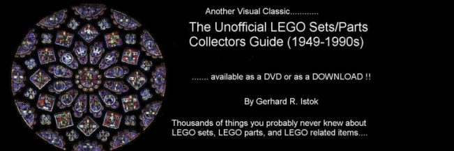 The Unofficial LEGO Sets/Parts Collectors Guide (1949-1990)